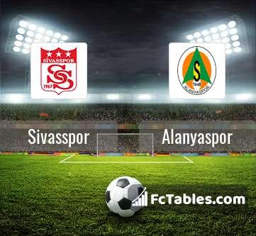 Preview image Sivasspor - Alanyaspor
