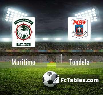 Podgląd zdjęcia Maritimo - Tondela