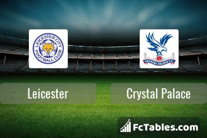 Preview image Leicester - Crystal Palace