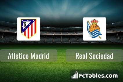 Preview image Atletico Madrid - Real Sociedad