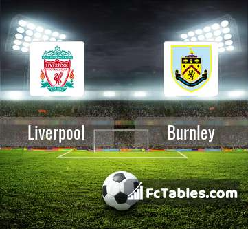 Preview image Liverpool - Burnley
