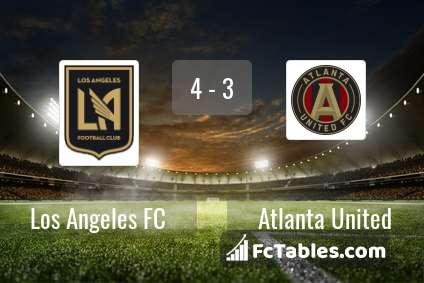 Anteprima della foto Los Angeles FC - Atlanta United