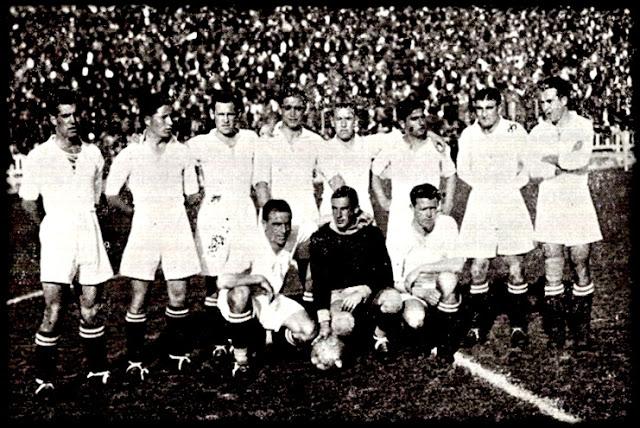 Sevilla first Champions