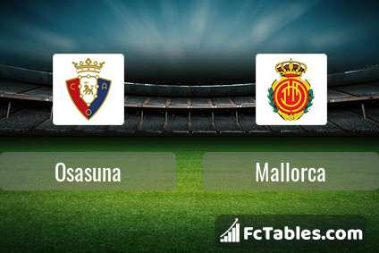 Preview image Osasuna - Mallorca