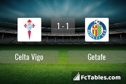 Preview image Celta Vigo - Getafe