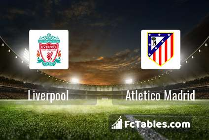 Preview image Liverpool - Atletico Madrid