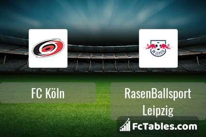 Anteprima della foto FC Köln - RasenBallsport Leipzig