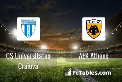 Anteprima della foto CS Universitatea Craiova - AEK Athens