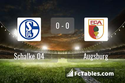 Preview image Schalke 04 - Augsburg