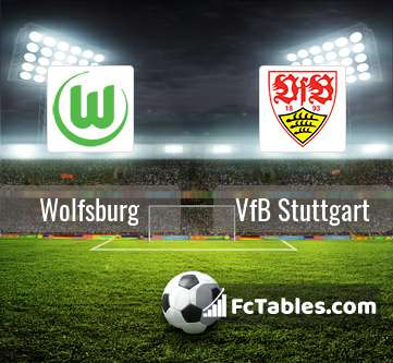 Podgląd zdjęcia VfL Wolfsburg - VfB Stuttgart