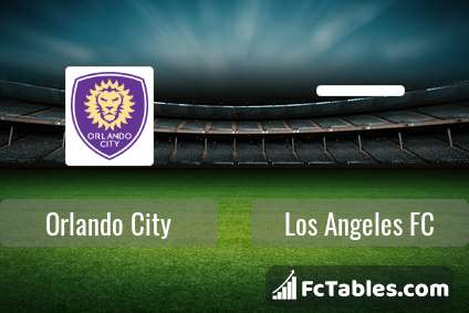 Preview image Orlando City - Los Angeles FC