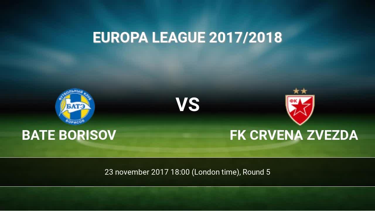 Image result for BATE FK vs Crvena zvezda live