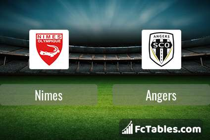 Preview image Nimes - Angers