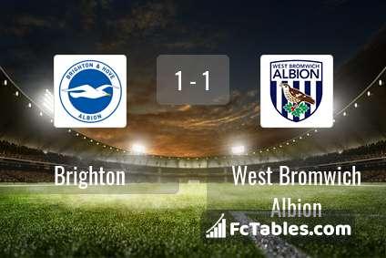 Podgląd zdjęcia Brighton & Hove Albion - West Bromwich Albion