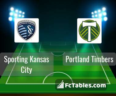 Preview image Sporting Kansas City - Portland Timbers