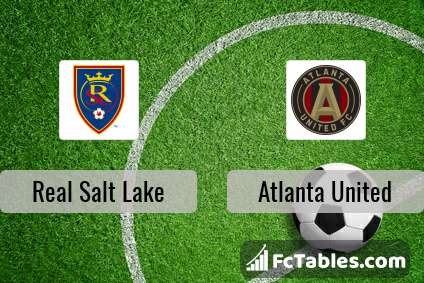Preview image Real Salt Lake - Atlanta United