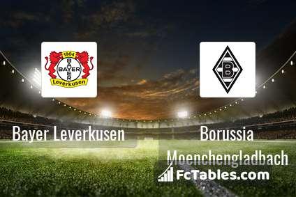 Preview image Bayer Leverkusen - Borussia Moenchengladbach