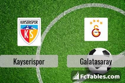 Preview image Kayserispor - Galatasaray
