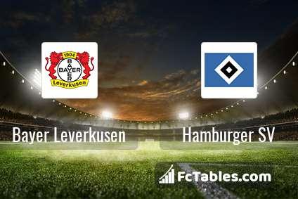 Preview image Bayer Leverkusen - Hamburger SV