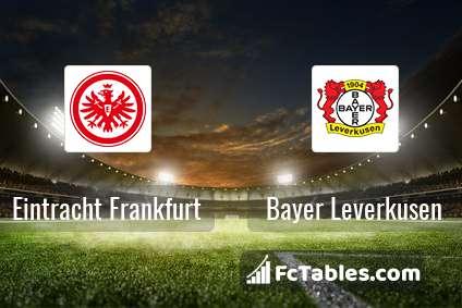 Anteprima della foto Eintracht Frankfurt - Bayer Leverkusen
