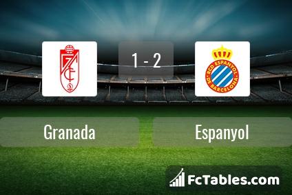 Preview image Granada - Espanyol
