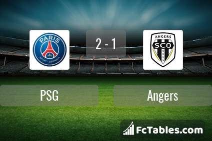 Preview image PSG - Angers