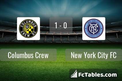 Preview image Columbus Crew - New York City FC