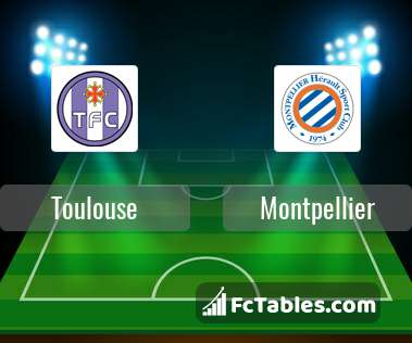 Preview image Toulouse - Montpellier