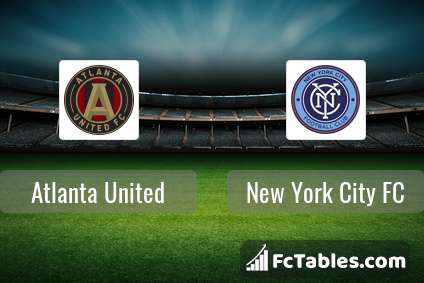 Atlanta United New York City FC H2H