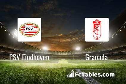 Preview image PSV Eindhoven - Granada
