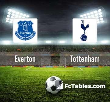 Preview image Everton - Tottenham