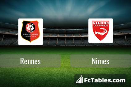 Preview image Rennes - Nimes