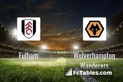 Anteprima della foto Fulham - Wolverhampton Wanderers