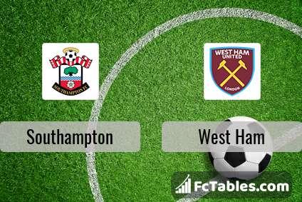 Anteprima della foto Southampton - West Ham United