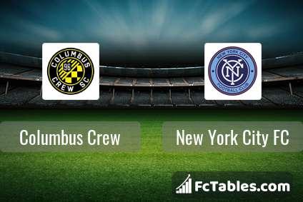 Preview image Columbus Crew - New York City FC
