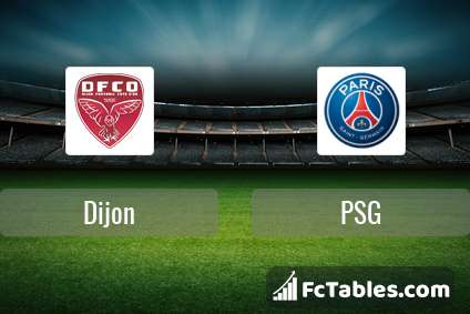 Podgląd zdjęcia Dijon - PSG