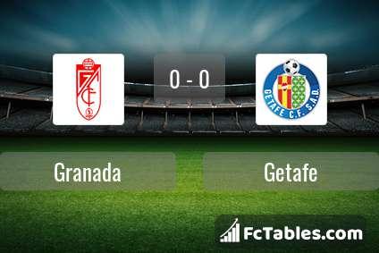Preview image Granada - Getafe