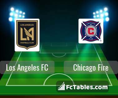 Preview image Los Angeles FC - Chicago Fire