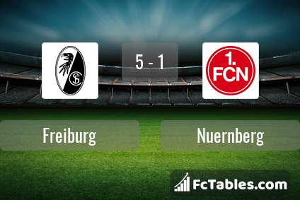 Preview image Freiburg - Nuernberg