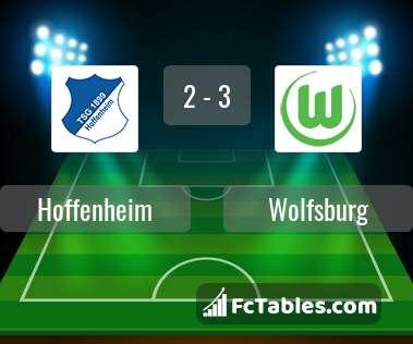 Preview image Hoffenheim - Wolfsburg