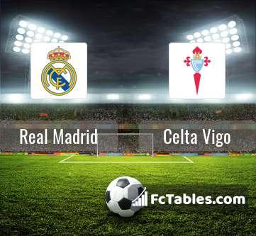 Preview image Real Madrid - Celta Vigo