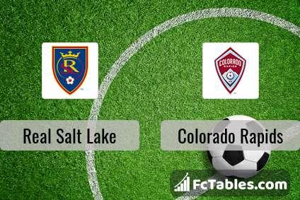 Anteprima della foto Real Salt Lake - Colorado Rapids
