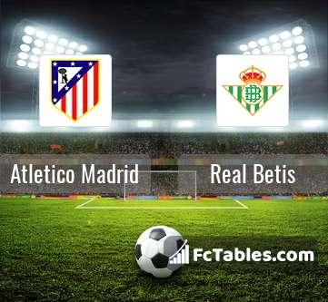 Podgląd zdjęcia Atletico Madryt - Real Betis