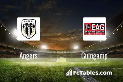 Preview image Angers - Guingamp