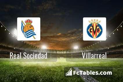 Real Sociedad Villarreal H2H