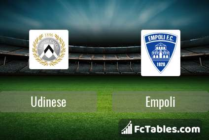 Preview image Udinese - Empoli