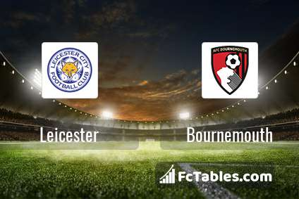 Preview image Leicester - Bournemouth