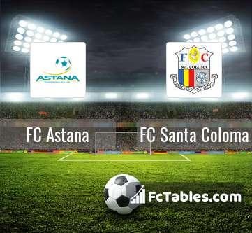 Preview image FC Astana - FC Santa Coloma