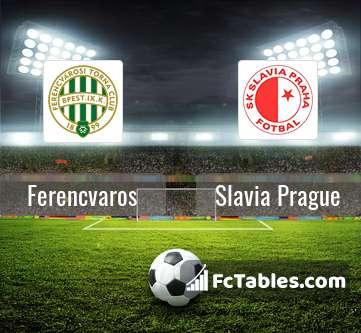 Preview image Ferencvaros - Slavia Prague