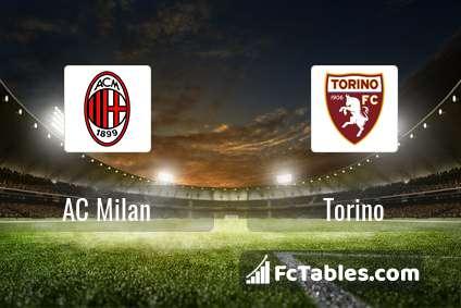 Anteprima della foto AC Milan - Torino